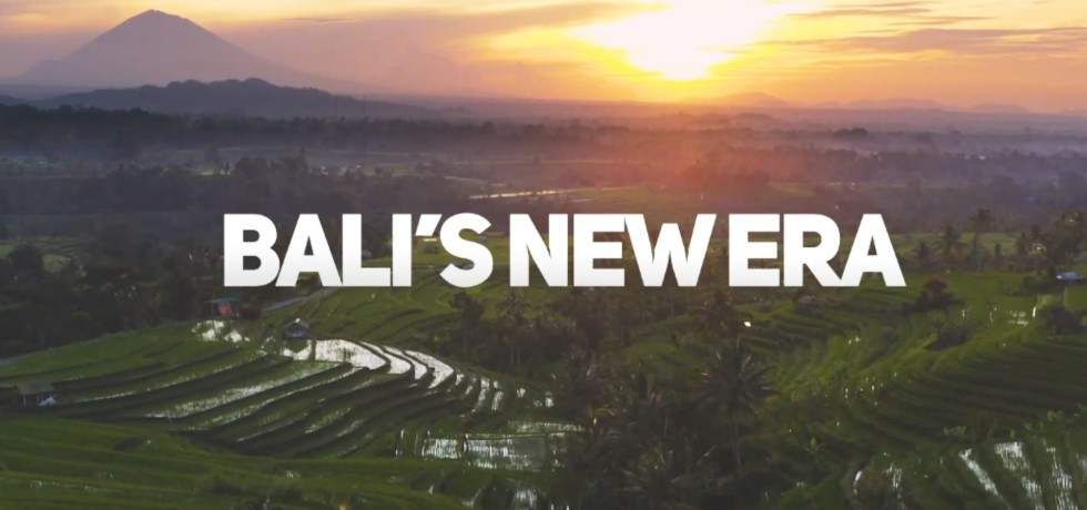 Bali's New Era Tourism Campaign
