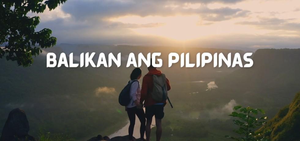 Balikan Ang Pilipinas Campaign by DOT Philippines