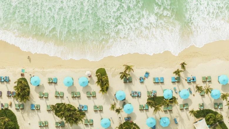 Dubai's Fines Private Beaches Exclusive Access