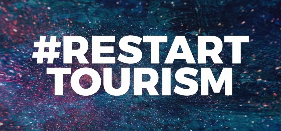 Restart Tourism, Global Travel Campaign by UNWTO and CNN