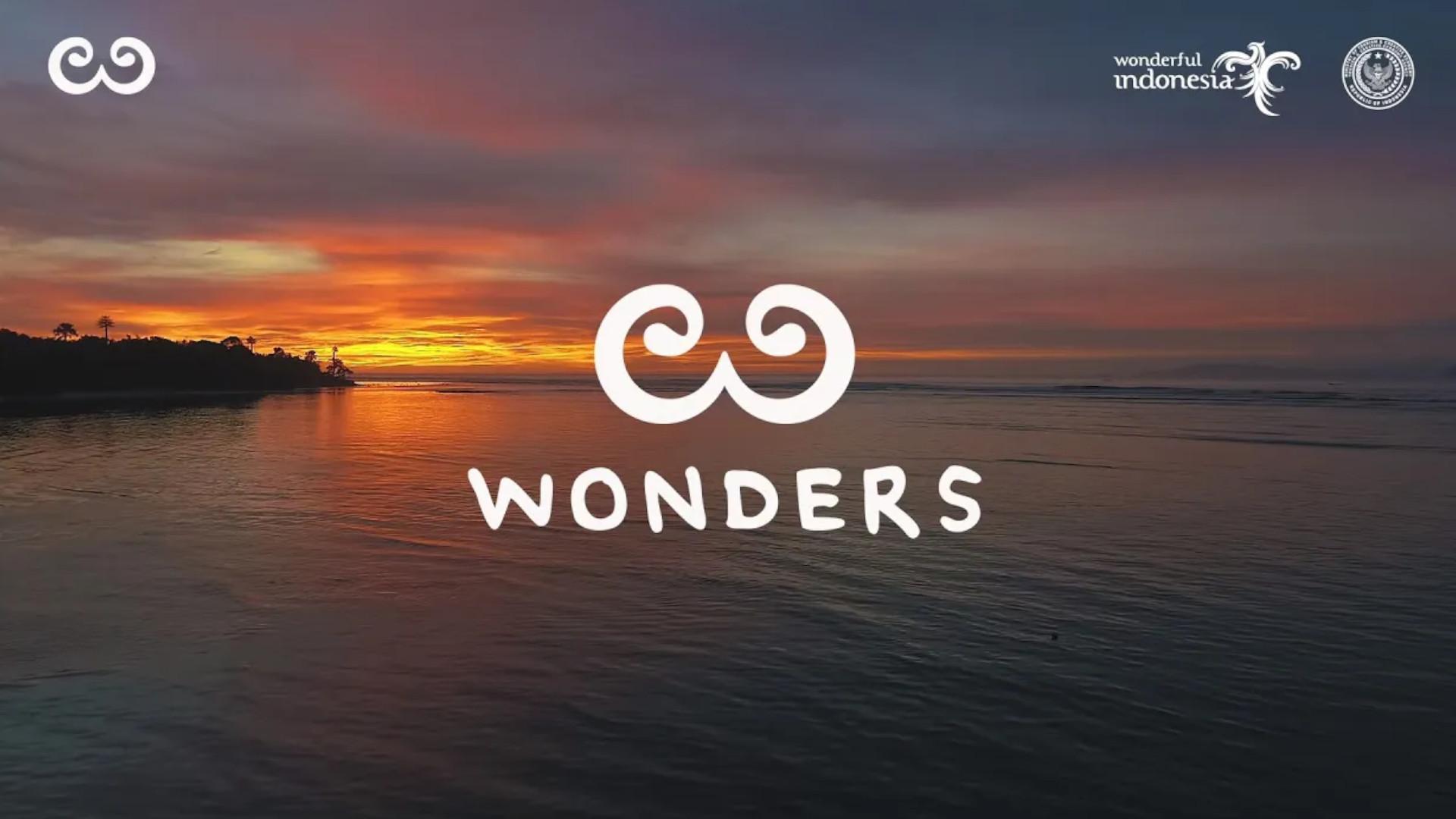 WONDERS Indonesia, Plengkung Beach, Banyuwangi