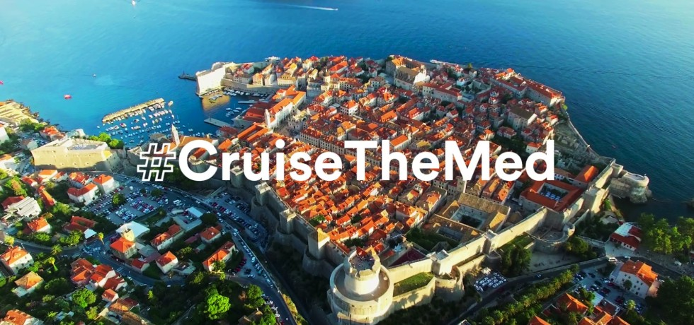 #CruiseTheMed Campaign by MedCruise