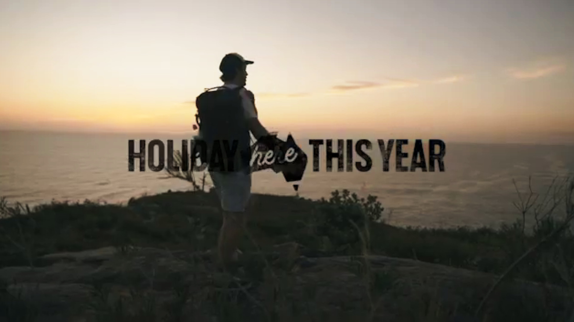 Holiday Here This Year, 2021 Campaign of Tourism Australia