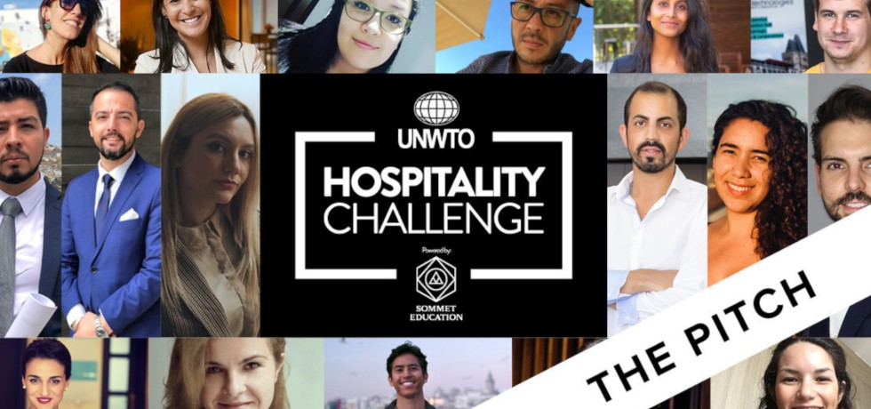 Hospitality Challenge Pitch Online Events
