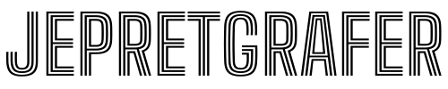 JEPRETGRAFER Logo