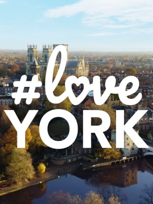 LoveYork Campaign by Make It York UK