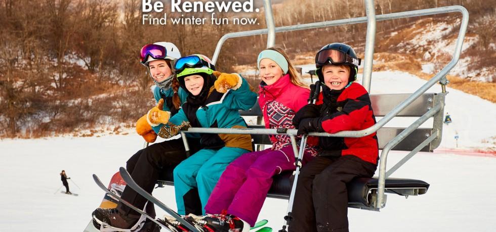 North Dakota Winter Tourism Campaign 2021Campaign 2021