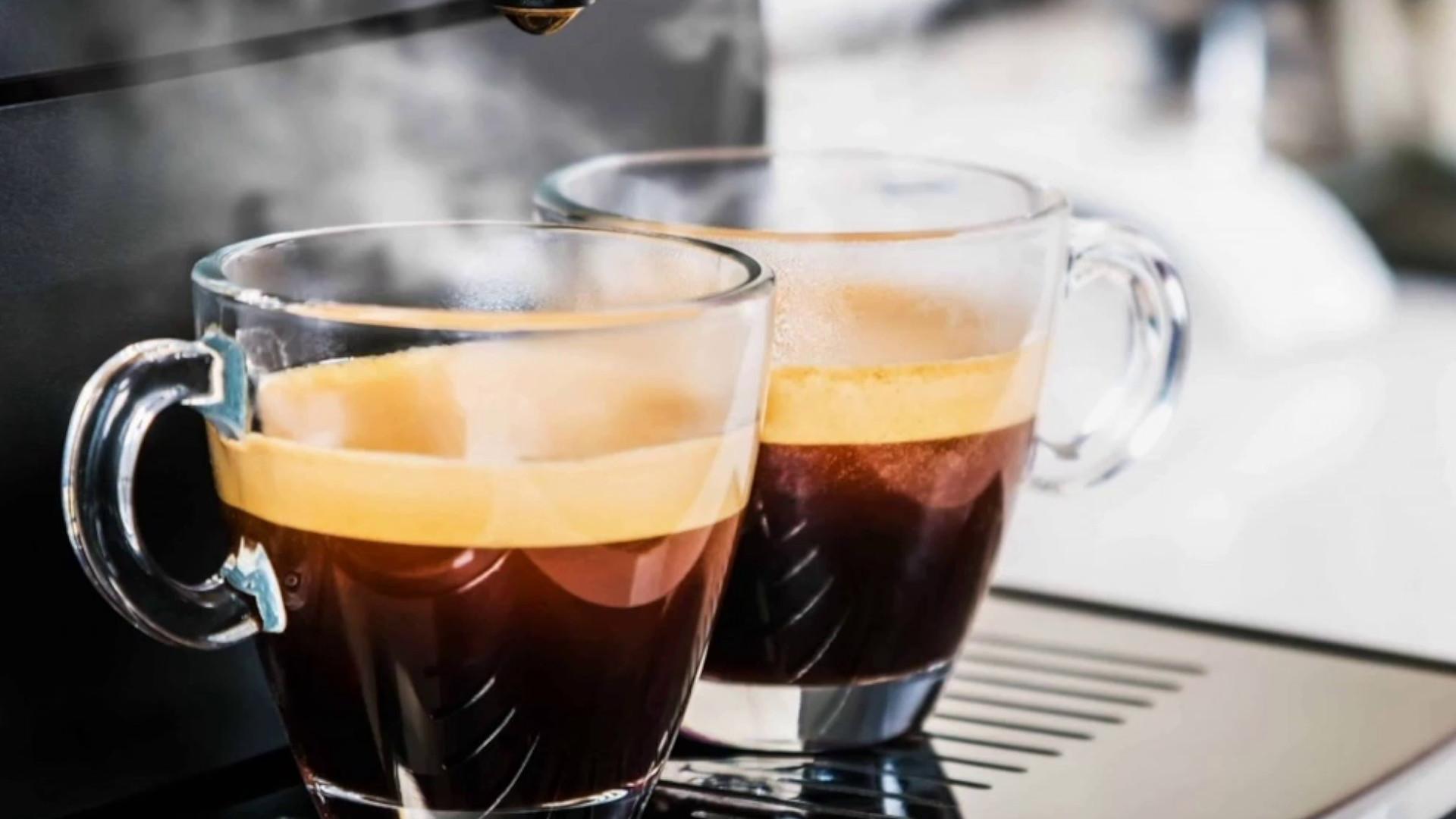 Virtual Coffee Machine App by Powell Software