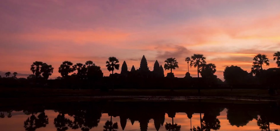 Angkor Wat Like Never Before Campaign, Cambodia