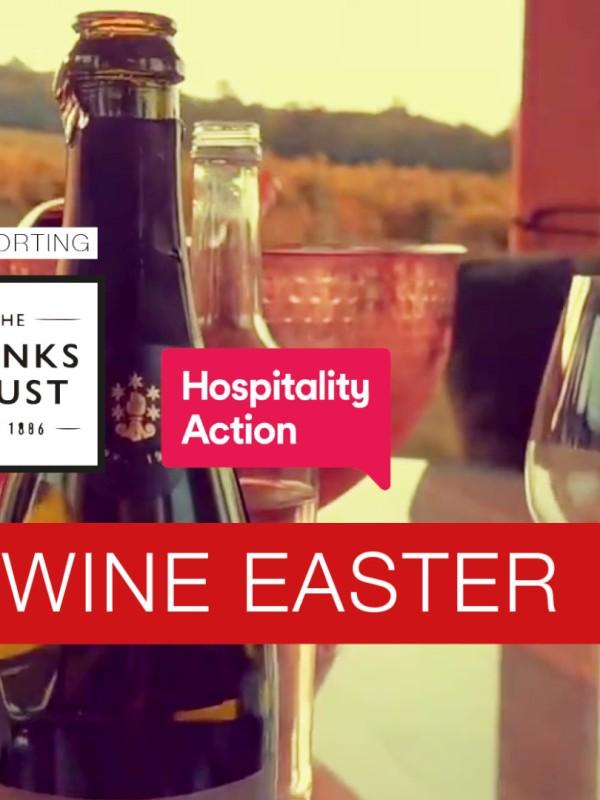 Big English Wine Easter Campaign, UK