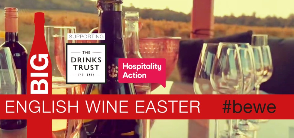 Big English Wine Easter Campaign, UK