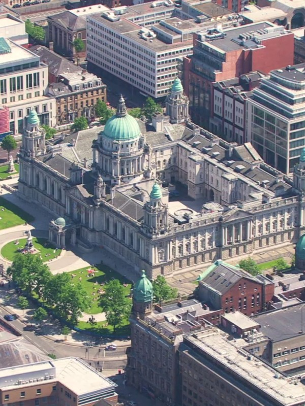 Conncet2 Hubs, Northern Ireland Civil Service