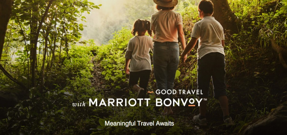 Goof Travel with Marriot Bonvoy Program