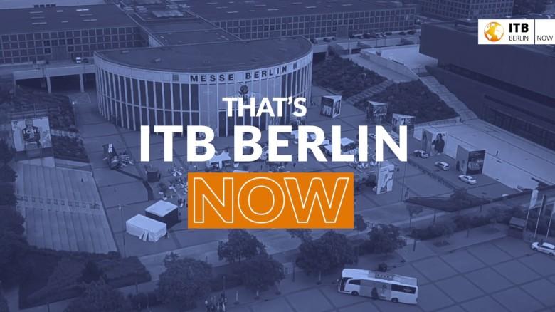 ITB Berlin NOW 2021, Germany