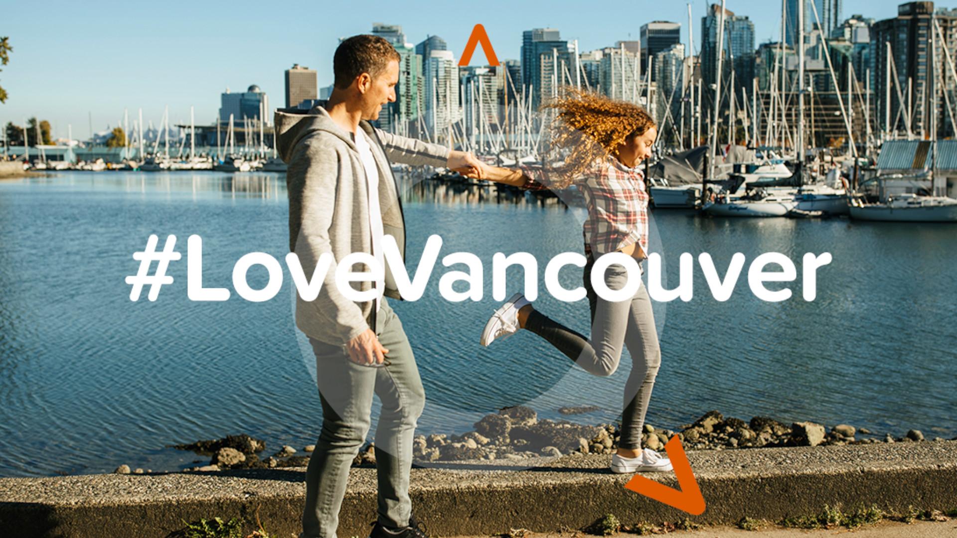 #LoveVancouver, Tourism Vancouver Campaign, Canada