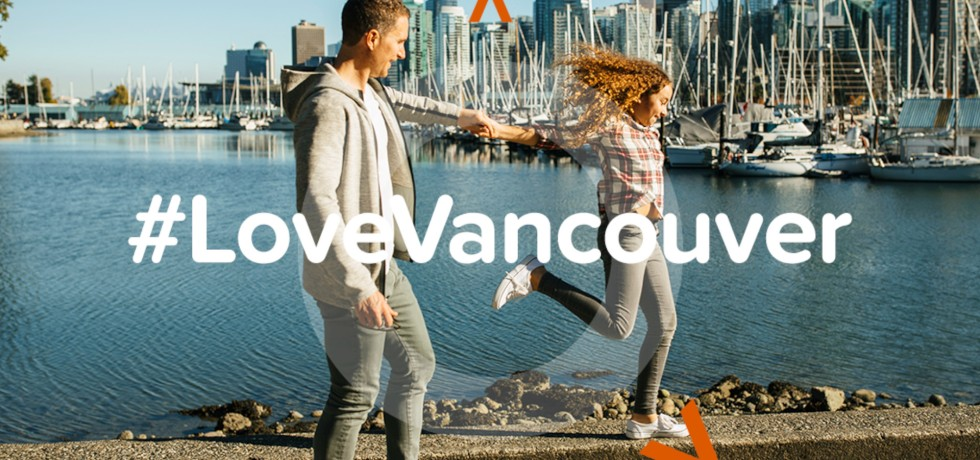#LoveVancouver, Tourism Vancouver Campaign, Canada