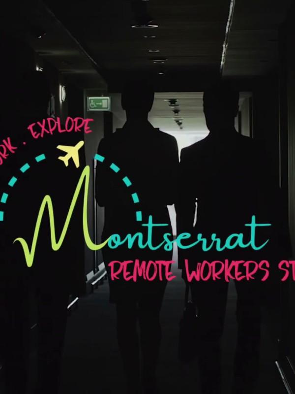 Montserrat Remote Workers Stamp Visa