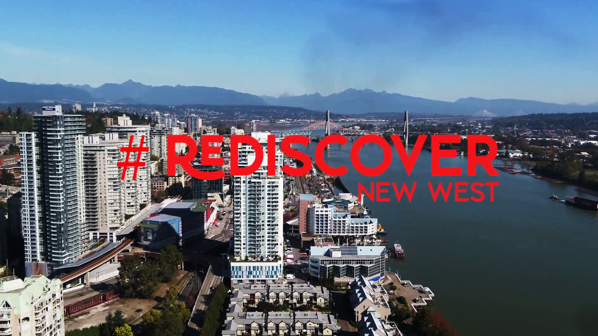 Rediscover New Westminster, Canada