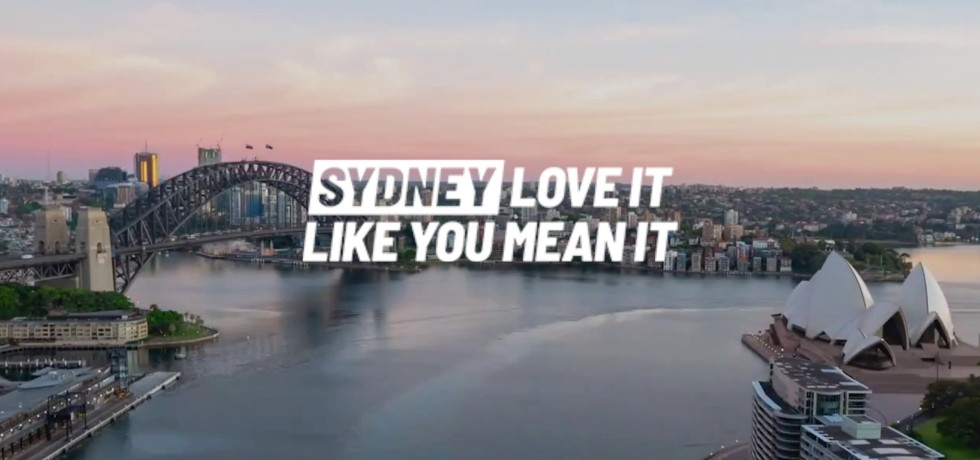 Sydney Love It Like You Meant It, Destination NSW
