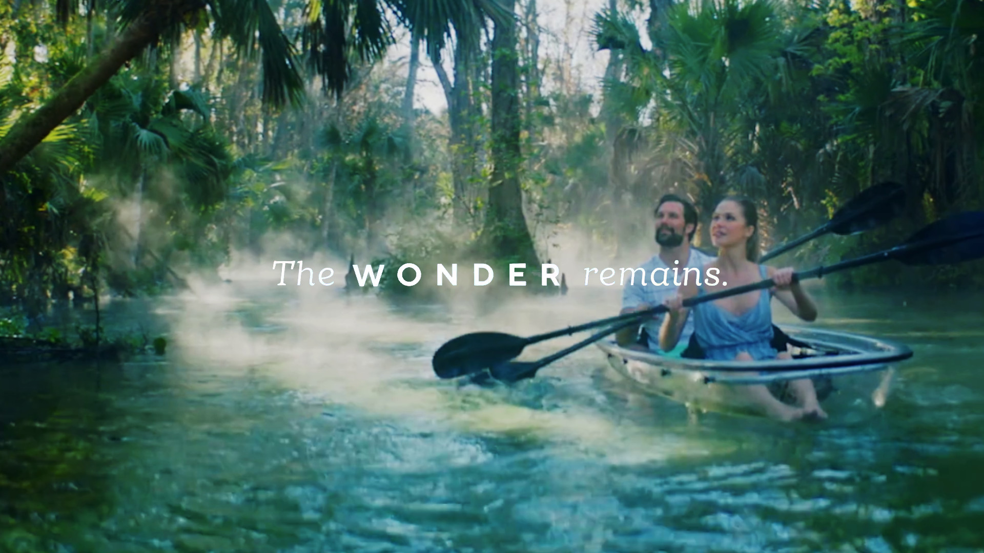 The Wonder Remains in Orlando Campaign