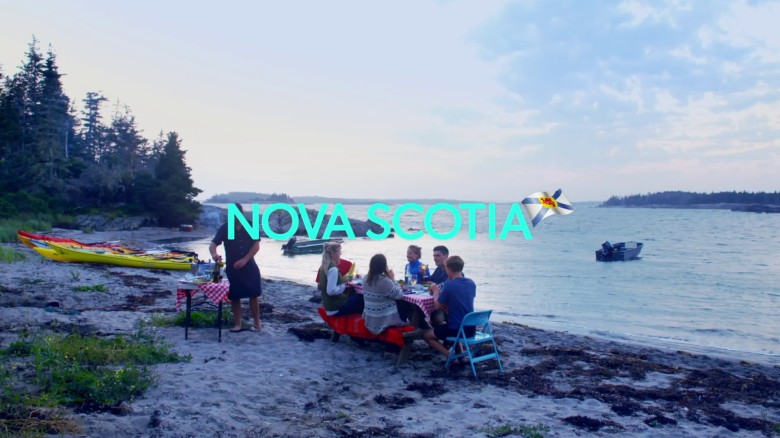 Work from Nova Scotia, Canada