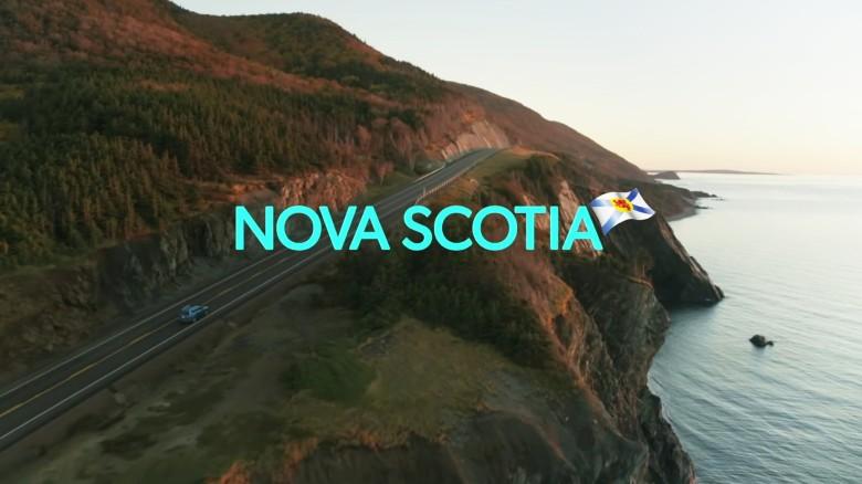 Working Remotely in Nova Scotia, Canada