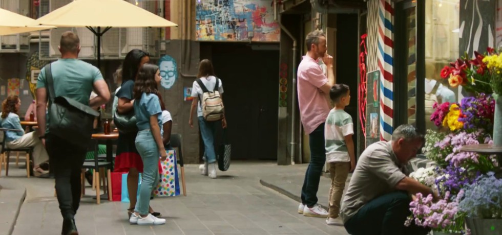 City Escapes, Domestic Travel Campaign by Tourism Australia