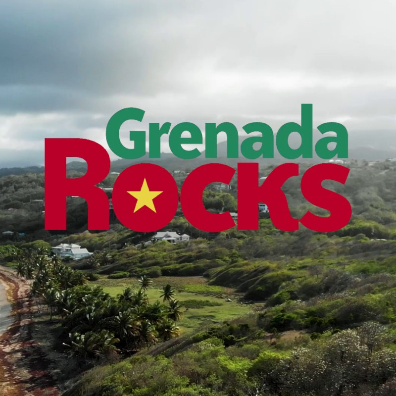##GrenadaRocks Campaign by Grenada Tourism Authority