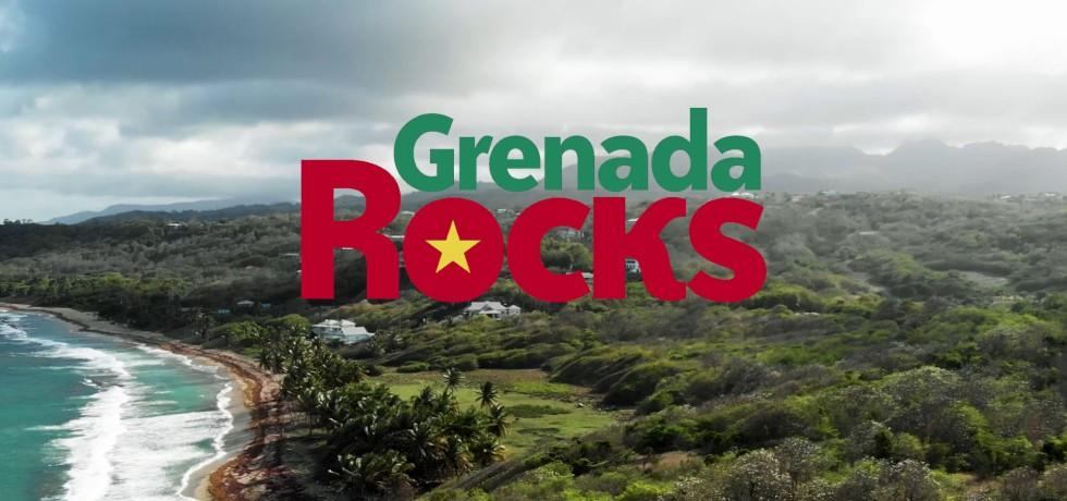 ##GrenadaRocks Campaign by Grenada Tourism Authority