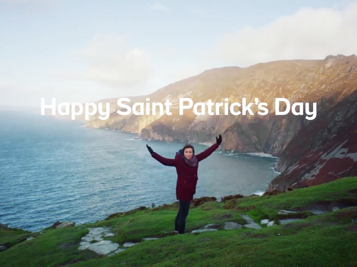 Happy St Patrick's Day 2021 Ireland