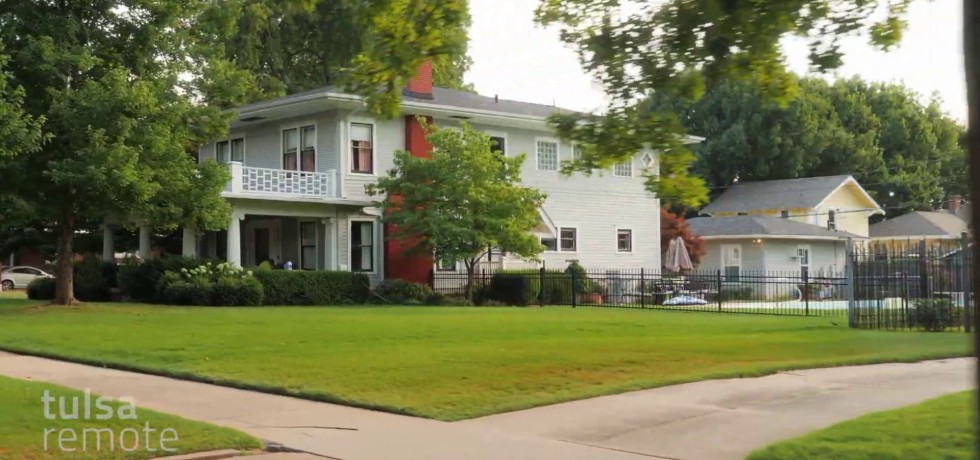 Homeownership Incentive Program by Tulsa Remote