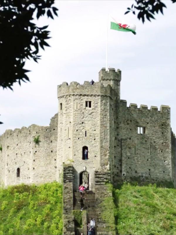 The Legendary Cardiff, Wales, UK