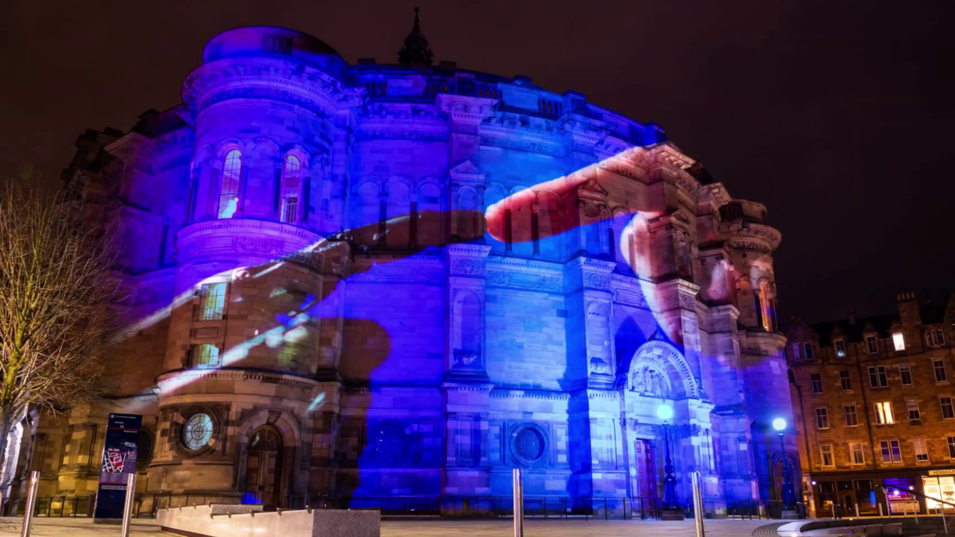 McEwan Hall, Journey to Change Campaign of VisitScotland