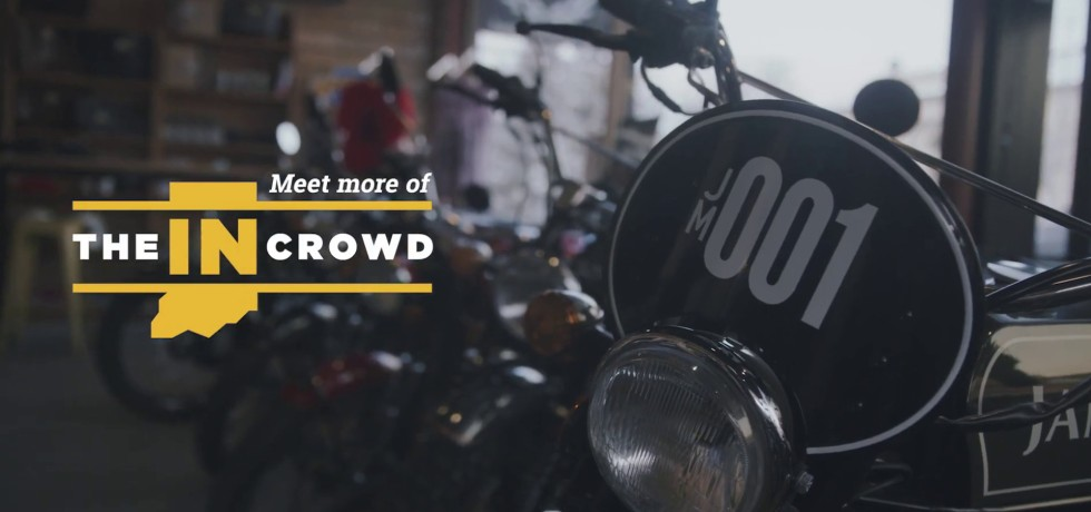 #myINcrowd Campaign by Tourism Indiana