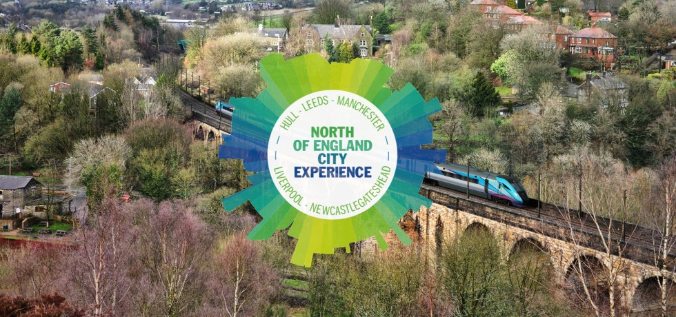 North of England City Experience, Discover The North by Train