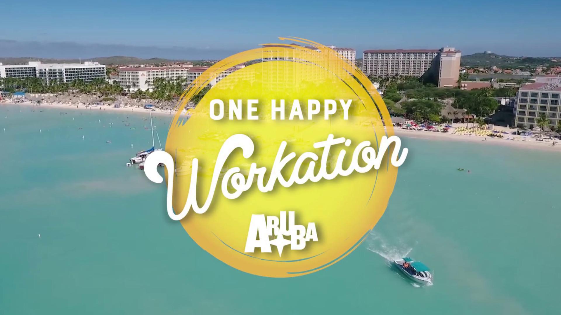 One Happy Workation, Remote Work Program of Aruba