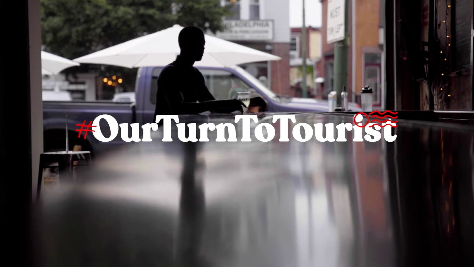 Our Turn to Tourist Campaign by Visit Philadelphia