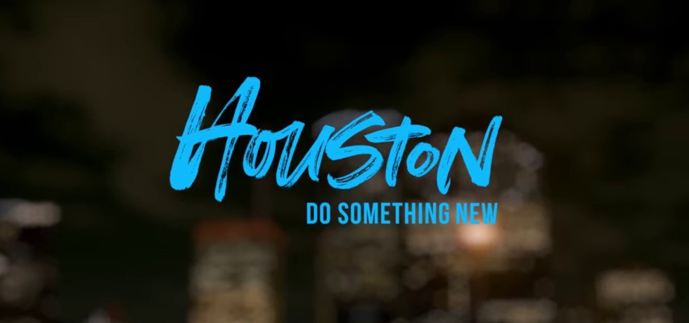 Rediscover Houston Campaign by Airbnb and Houston First