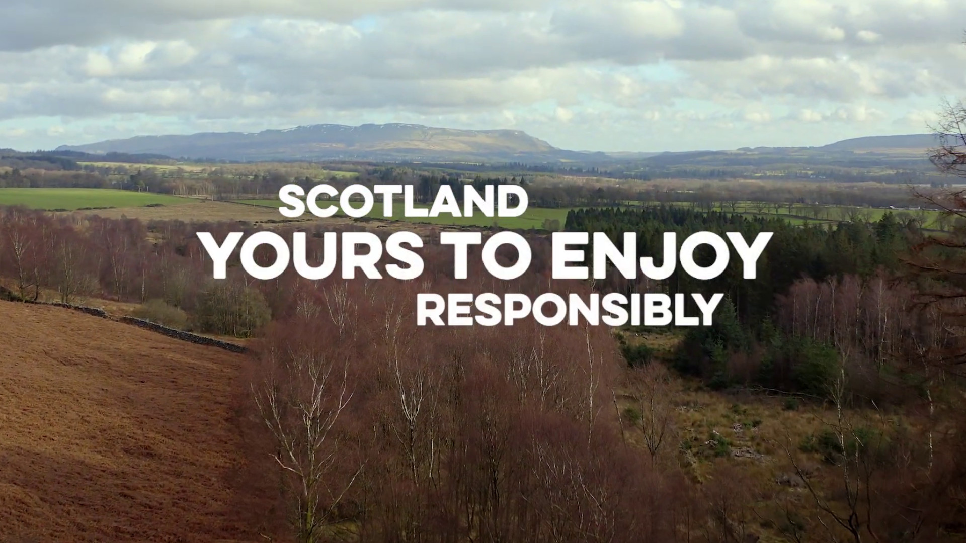 Scotland's Sustainable and Responsible Tourism Campaign