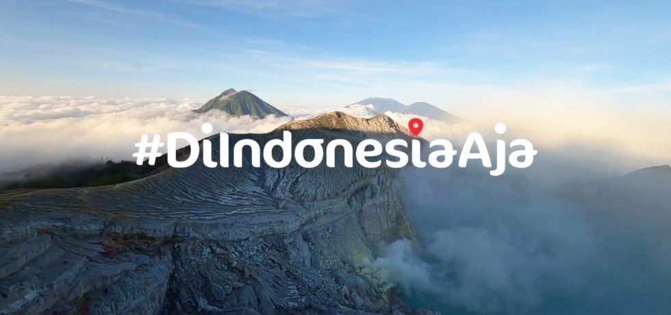 #DiIndonesiaAja - Indonesia is Waiting, The Tourism Campign