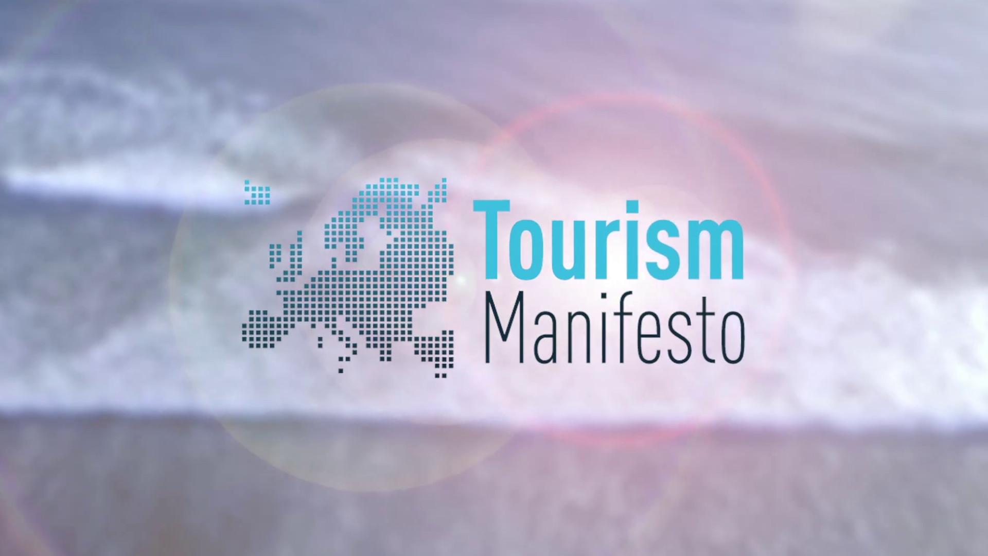 #Tourism4Recovery, European Tourism Manifesto