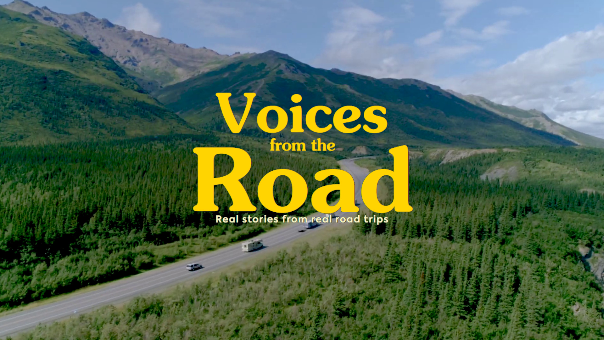 Voices from The Road Campaign, Roadtrippers