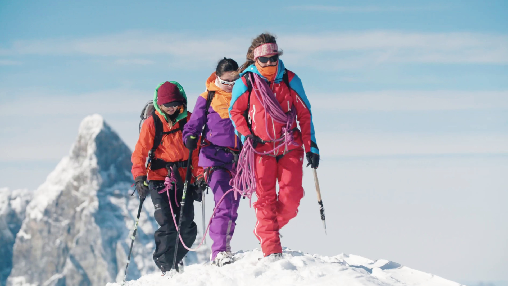 100% Women Peak Challenge, Switzerland Tourism