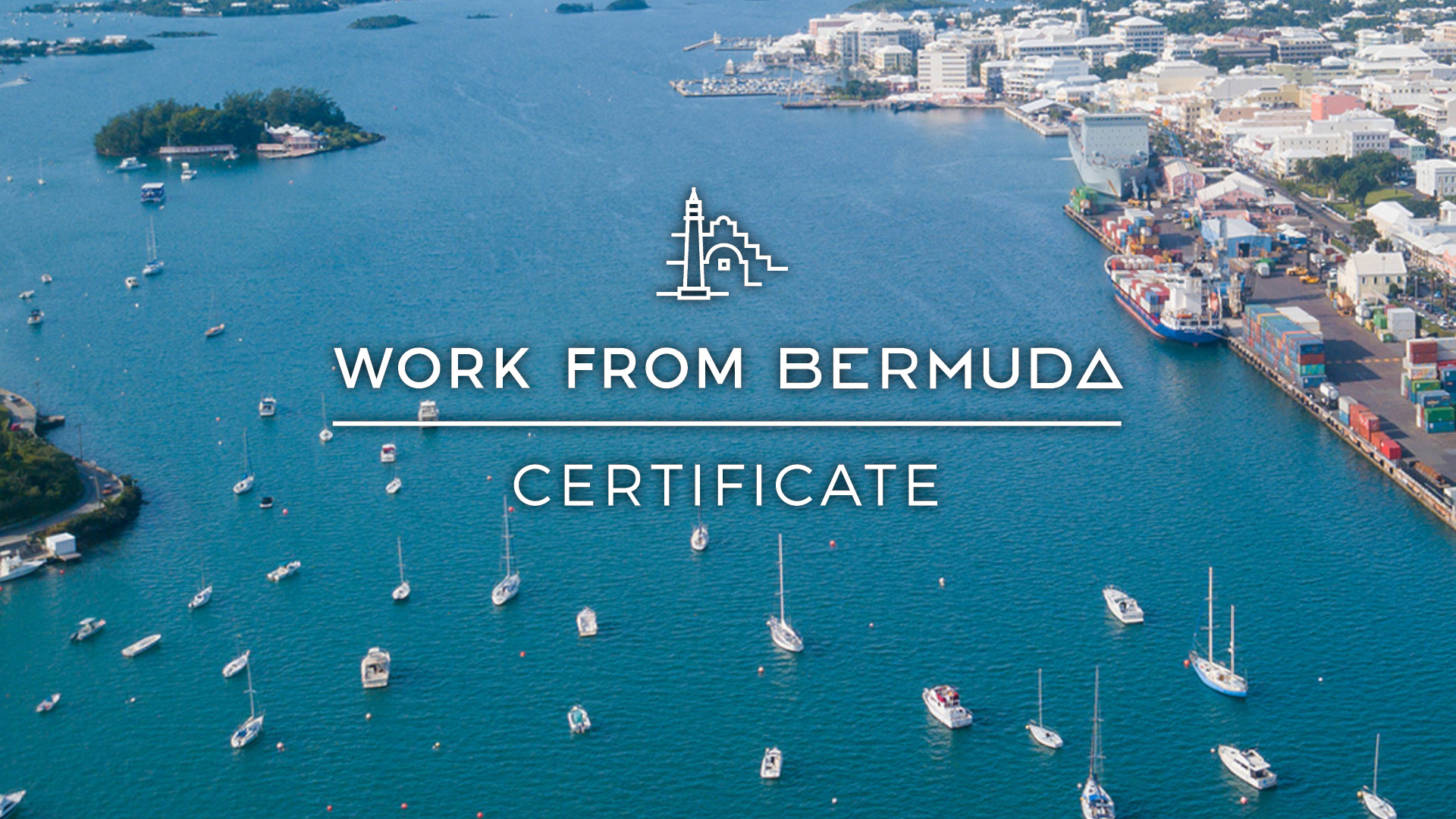 Work from Bermuda Certificate for Remote Workers