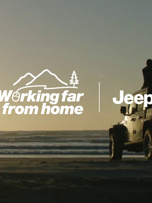 Working Far from Home Competition, Jeep Australia