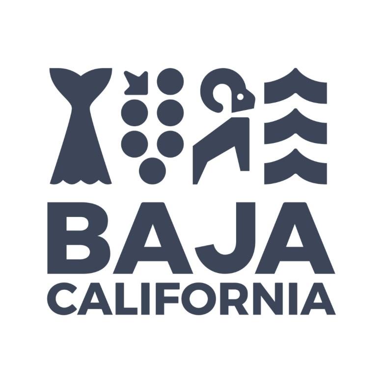 Baja California Logo Rebrand, Flora Fauna
