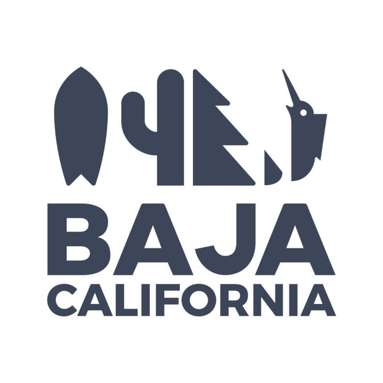 Baja California Logo Rebrand, Recreation