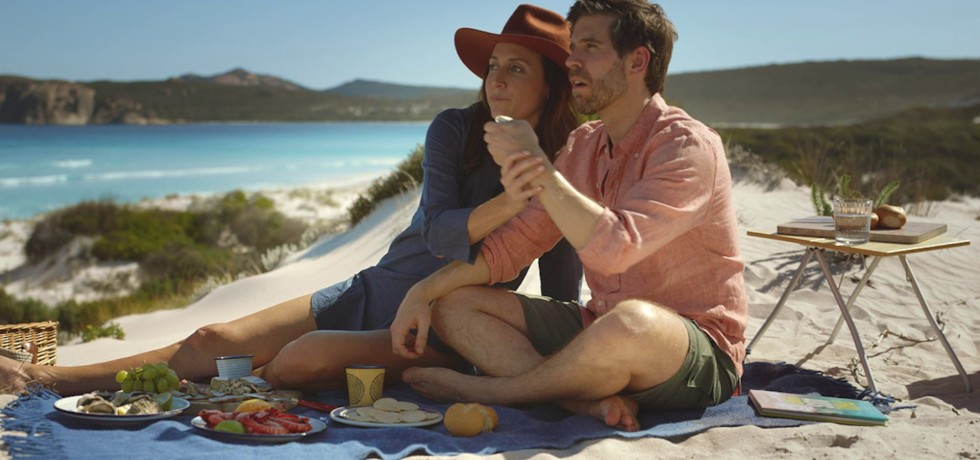 Be The First, Tourism Australia Campaign for New Zealanders