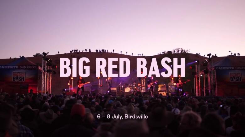 Big Red Bash, Queensland Music Trails