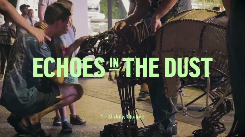 Echoes in The Dust, Queensland Music Trails